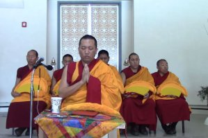 Atisha's Lamp For The Path To Enlightment – His Eminence Gyalrong Khentrul Rinpoche